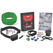 Dogtrace D-Fence 101, onzichtbare elektronische hondenomheining, voor honden vanaf 4kg
