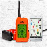 """DogTrace """"GPS X30"""" tracking voor jachthonden, honden tracking voor professionals, ORANGE"""