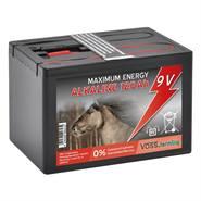 VOSS.farming 9V/ 120Ah alkaline batterij, kleine batterij voor in een schrikdraadapparaat