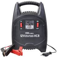 """VOSS.power """"VC8"""" acculader voor 12V accu"""