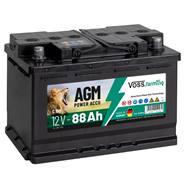 "VOSS.farming ""12V AGM accu 88Ah"" voor schrikdraadapparaten"