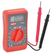Digitale multimeter VC-11; 0,1mV - 250V, 12V accutester