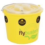 Flybuster professional vliegenval, emmer 6 liter