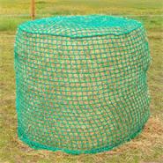 VOSS.farming slow feeder voor ronde balen, hooinet, 1,60x1,60 meter, maaswijdte 4,5x4,5cm,slowfeeder