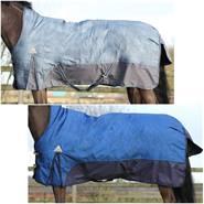 QHP turnout-winterdeken Luxus Highneck 300g voor paarden, 600 denier