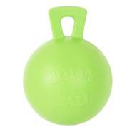 Softball, speelbal voor paarden, appelgeur, groen - Jolly Ball