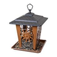 Perky Pet Zon, maan en sterren vogelvoederhuis, voederstation voor vogels