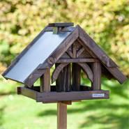 """VOSS.garden vogelvoederhuis """"Sibo"""" voerhuisje voor vogels met opstelvoet"""