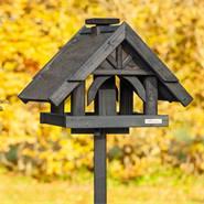 VOSS.garden vogelvoederhuis, Rydbo, voederstation voor vogels met opstelvoet