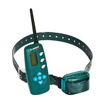 Dogtrace D-control 910 mini one touch, teletac elektronische trainingshalsband voor honden vanaf 4kg