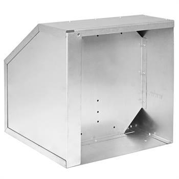VOSS.farming beschermingskast voor 12V accu schrikdraadapparaat