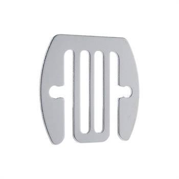 5x lintverbinder RVS, RVS lint verbindingsplaat voor lint tot 40mm