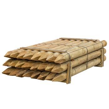 69530-1-24x-voss-farming-200-14cm-ronde-houten-palen-weidepaal-rond-gefreesd-klasse-4-omheiningspaal