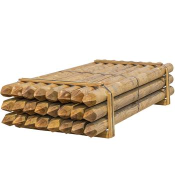 69535-1-24x-voss-farming-250-14cm-ronde-houten-palen-weidepaal-rond-gefreesd-klasse-4-omheiningspaal