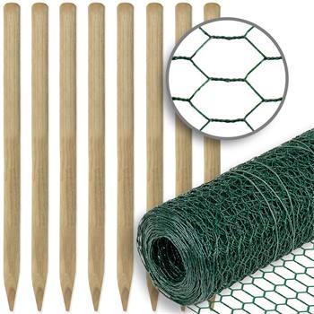 70652-1-voss-farming-omheiningsset-kippengaas-groen-houten-palen.jpg