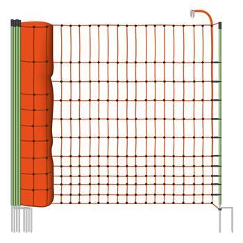 AS-27191-VOSS.farming-euronetz-schrikdraadnet-pluimveenet-afrasteringsnet-oranje-50-meter-112-centim
