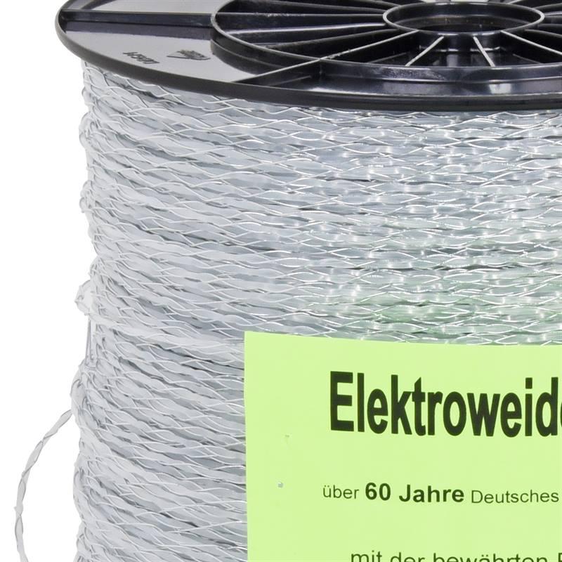 Schön Aluminium Elektrozaun Draht Fotos - Elektrische ...