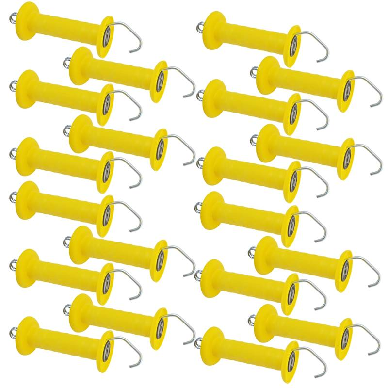 44912.20-1-20x-voss-farming-poortgreep-groot-enkelvoudige-trekveer-geel-met-haak.jpg
