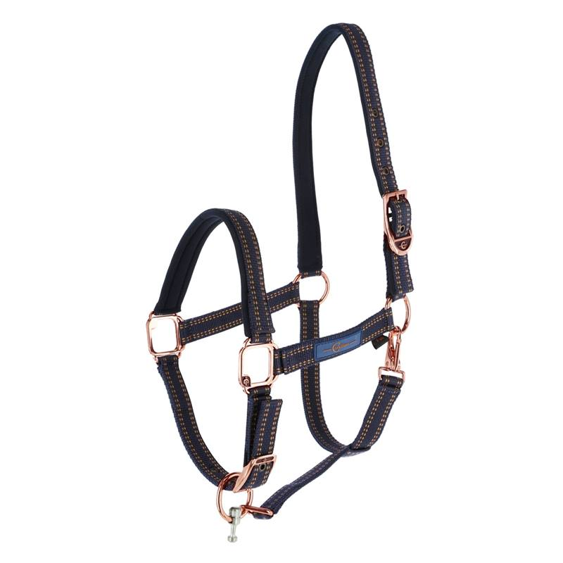 501310-1-goleygo-v2-halster-voor-paarden-en-ponys-blauw-karamel-met-adapterpen.jpg