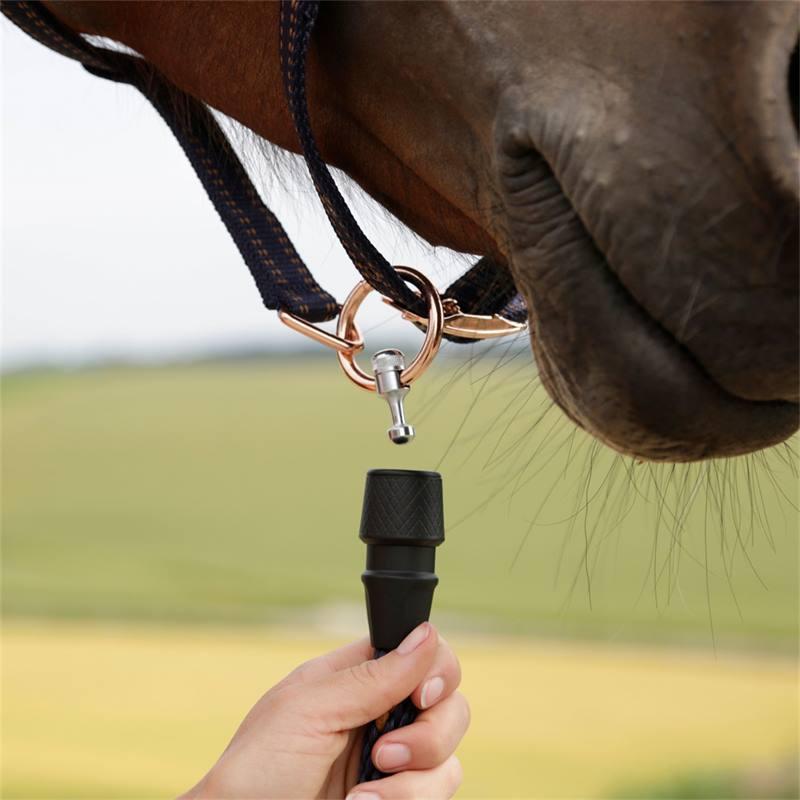 501310-4-goleygo-v2-halster-voor-paarden-en-ponys-blauw-karamel-met-adapterpen.jpg