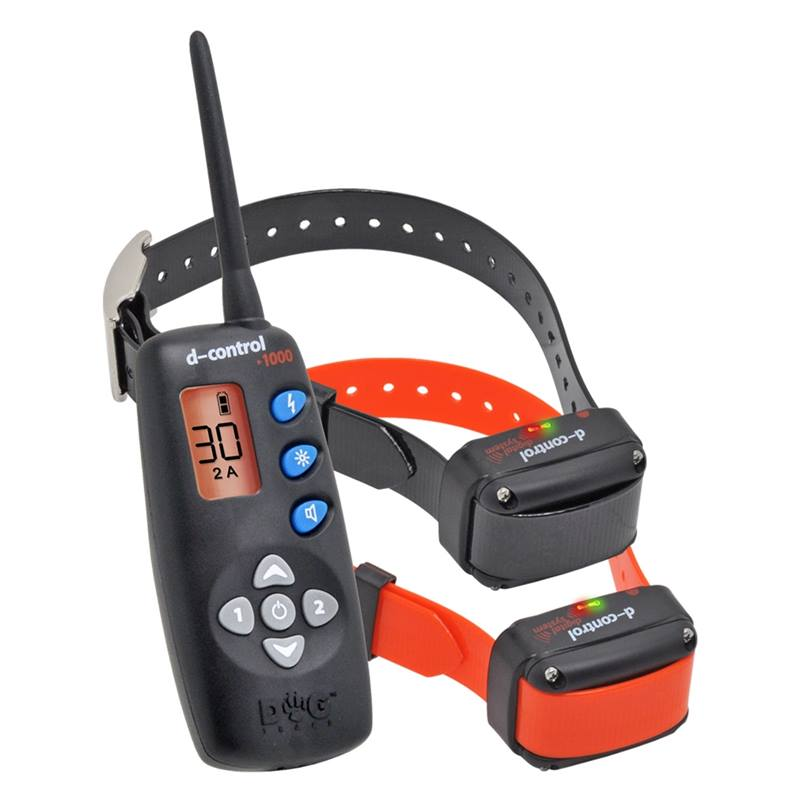 AS-24230-teletac-trainingshalsband-afstandstrainer-voor-twee-2-honden-trainingsband-Dogtrace-Dcontro
