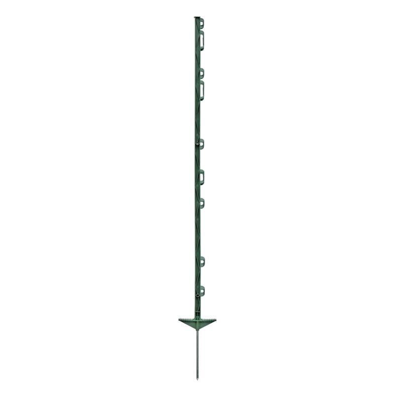 AS-44492-VOSS.farming-afrasteringspaal-prikpaal-kunststof-weide-mobiele-afrasterings-paal-groen-125-