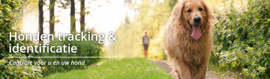 Honden tracking & identificatie