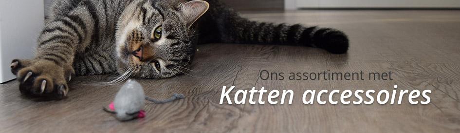 Katten halsbanden & harnarssen