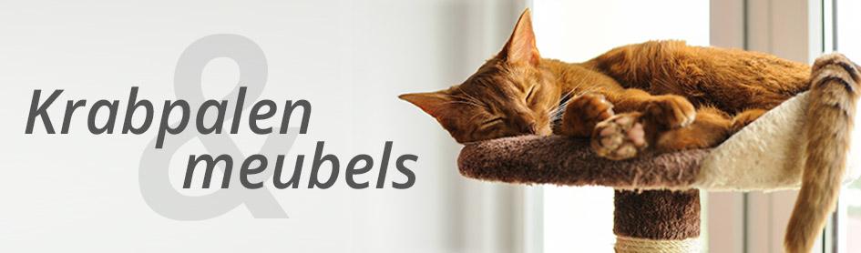 Katten krabpalen & meubels