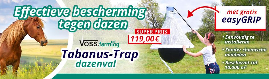 Effectieve bescherming tegen dazen: voss.farming Tabanus-trap
