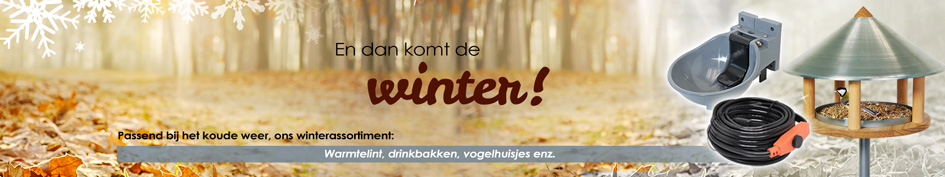 Winterproducten